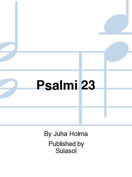 Psalmi 23