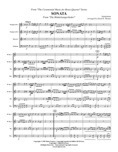 Sonata from