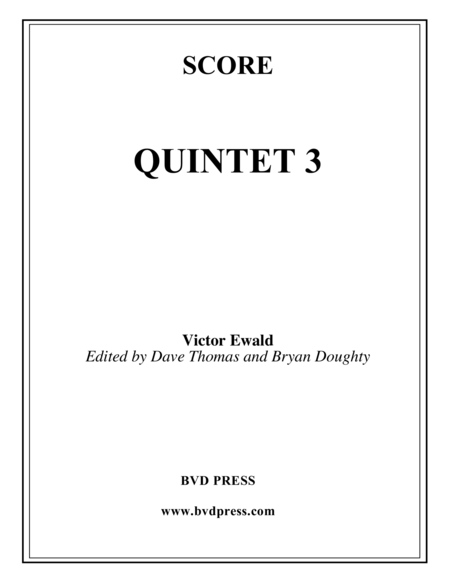 Quintet No. 3