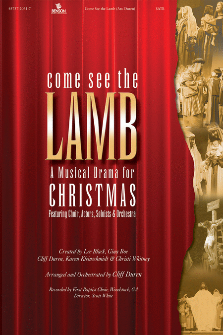 Come See The Lamb Demonstration DVD (Woodstock)