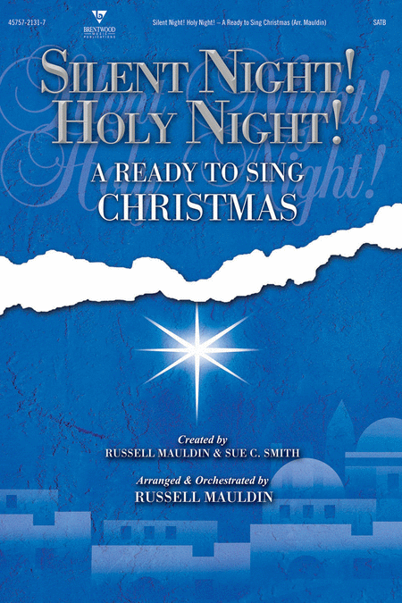 Silent Night! Holy Night! (Choral Book)