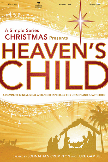 Heaven's Child (Split Track Accompaniment CD)