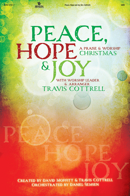 Peace, Hope and Joy (CD Preview Pack)