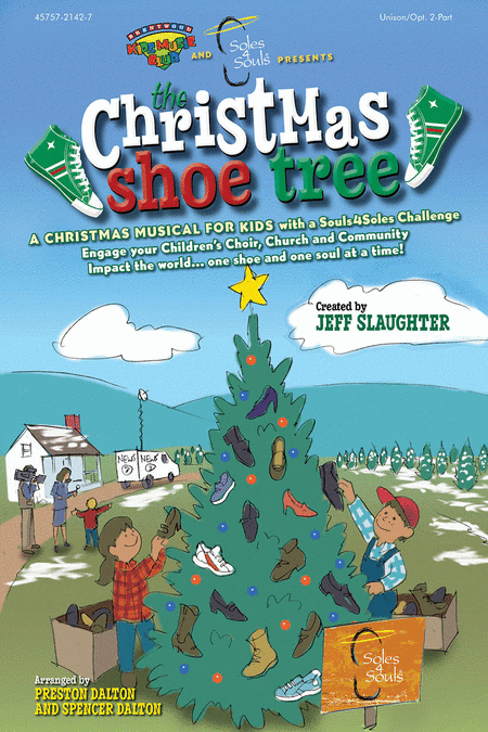 The Christmas Shoe Tree (Bulletins-100 Pack)
