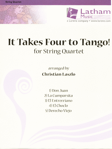 It Takes Four to Tango! for String Quartet