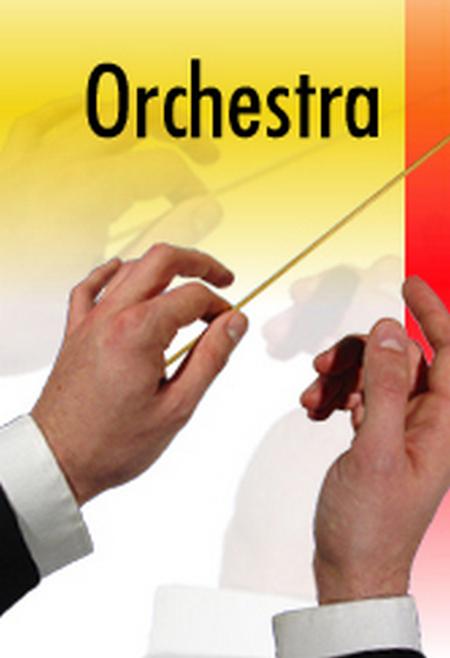In Virtute Tua - Orchestral Score and Parts