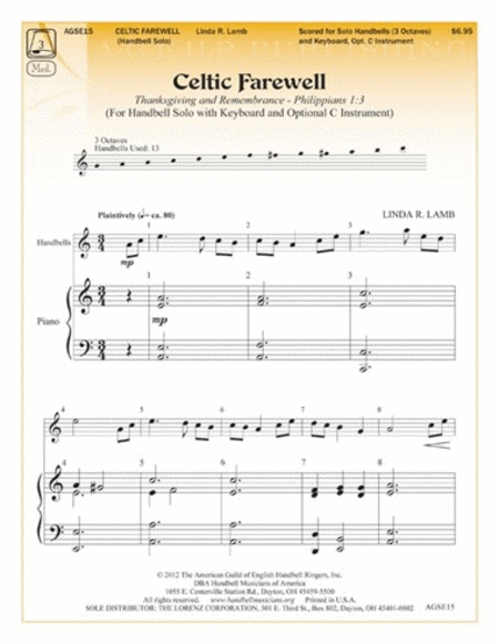 Celtic Farewell