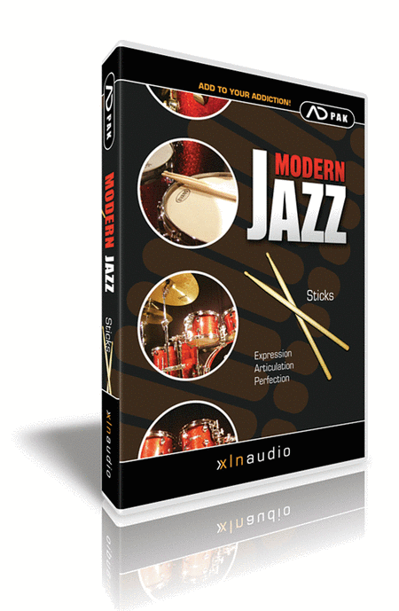 Modern Jazz Sticks