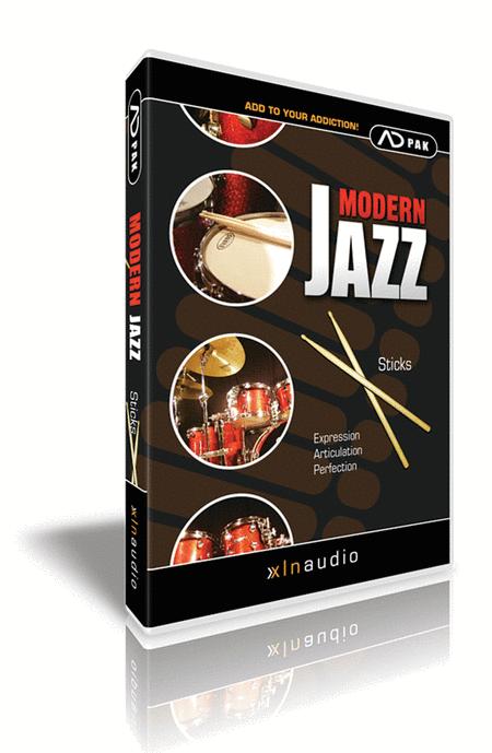 Modern Jazz Sticks
