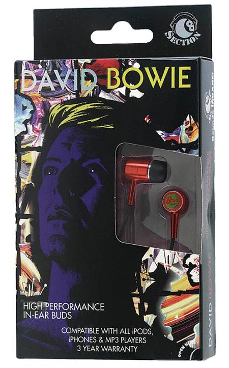 David Bowie - In-Ear Buds