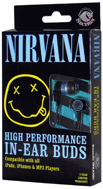 Nirvana - In-Ear Buds