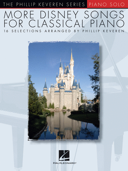 More Disney Songs for Classical Piano