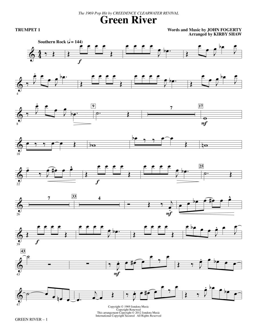 Green River - Trumpet 1