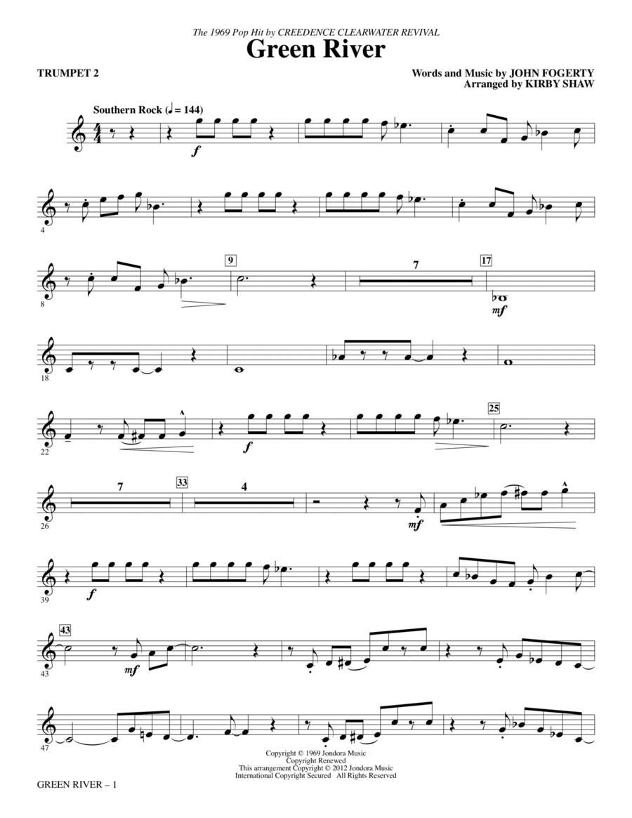 Green River - Trumpet 2