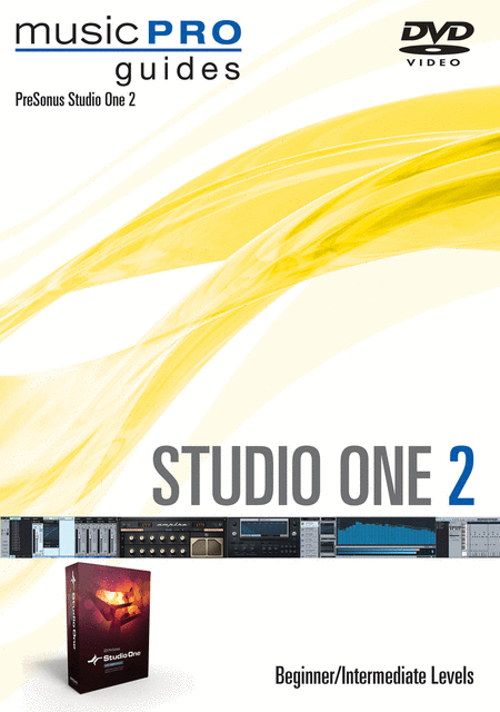 Studio One 2 - Beginning/Intermediate Levels