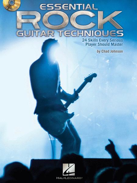 Essential Rock Guitar Techniques