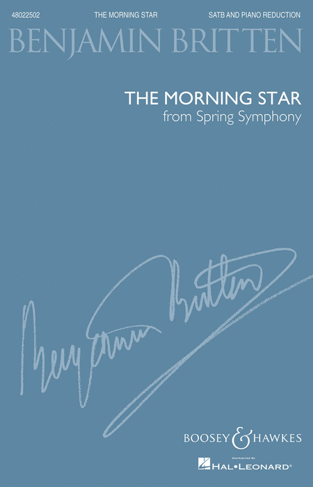 The Morning Star (from Spring Symphony, Op. 44)