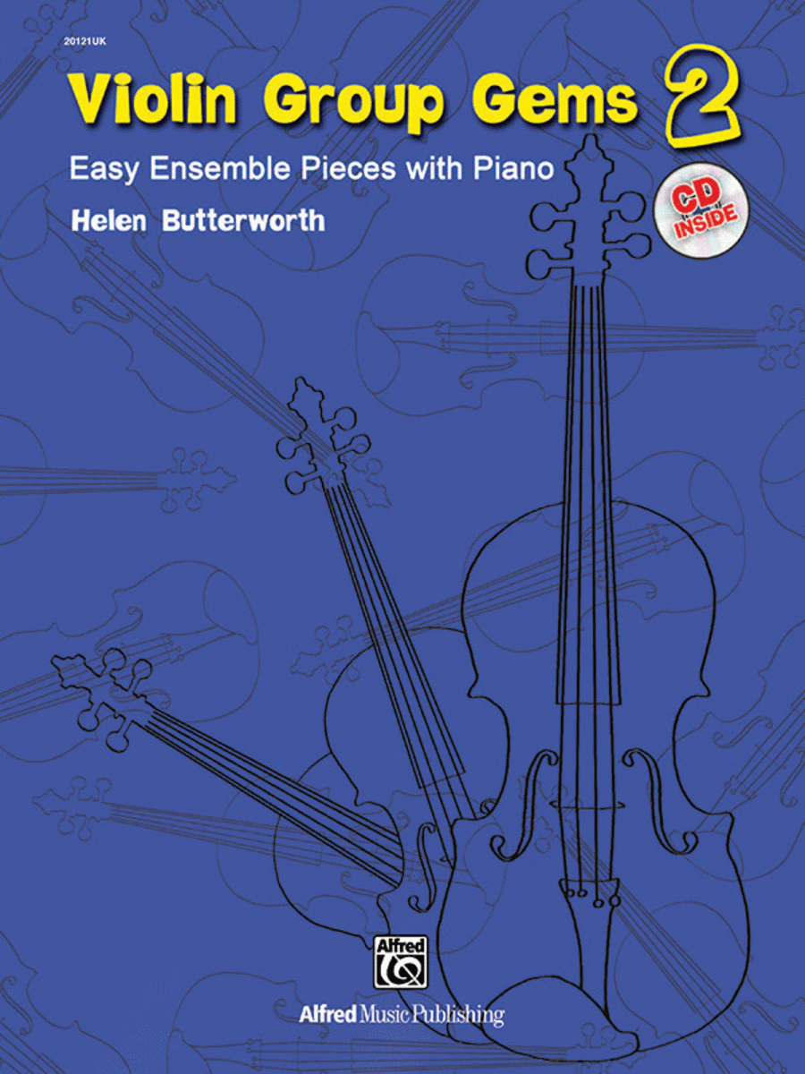 Gems for Violin Ensembles, Book 2