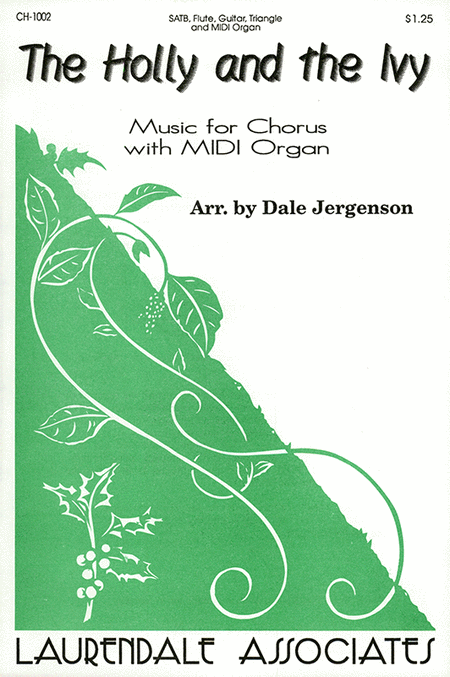 The Holly and the Ivy (Choral Score)