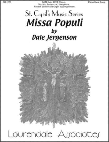 Missa Populi (Choral Score)