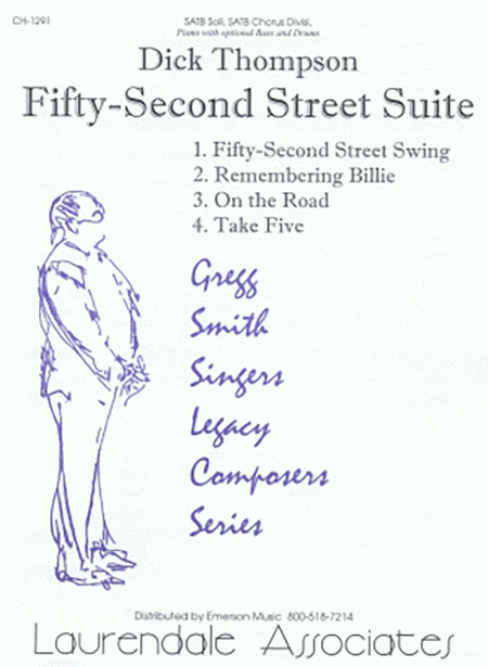 Fifty-Second Street Suite (Choral Score)