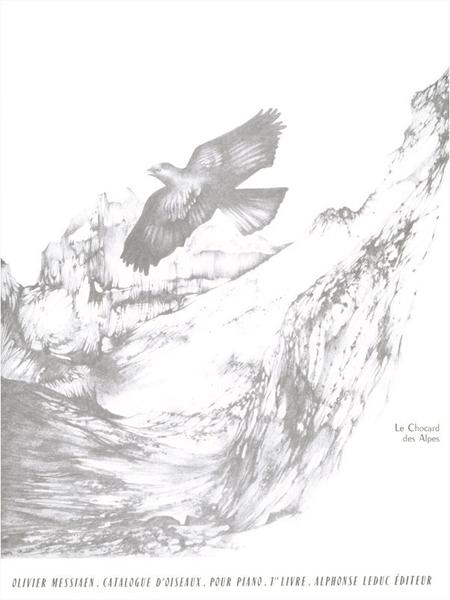 Catalogue D'Oiseaux Volume 1 - 1:Chocard Des Alpes/2:Loriot/3:Merle Bleu Piano