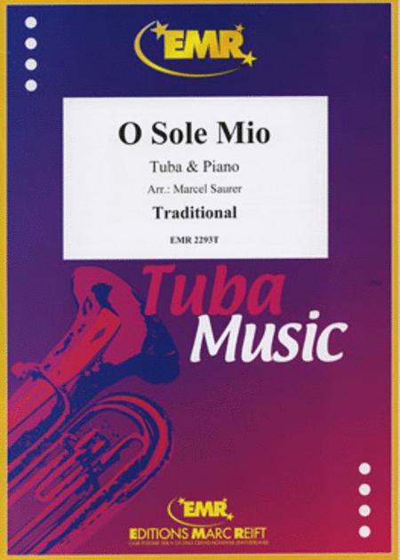 o sole mio piano sheet music pdf