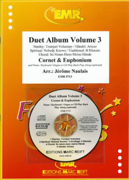 Duet Album Volume 3 + CD