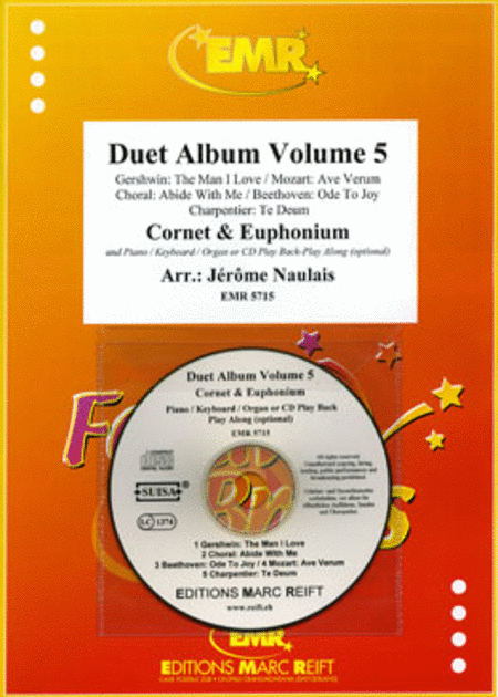 Duet Album Volume 5 + CD