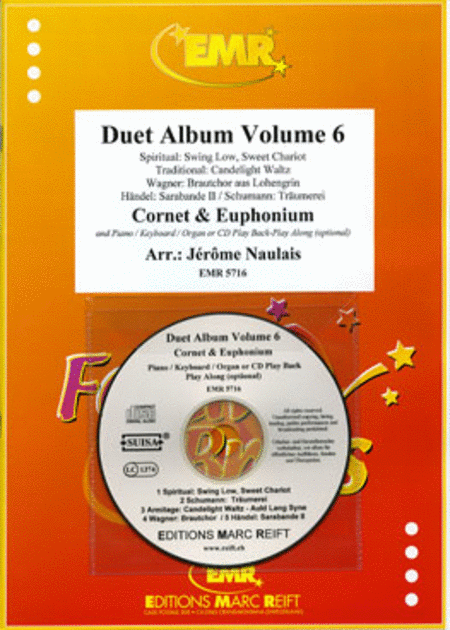 Duet Album Volume 6 + CD