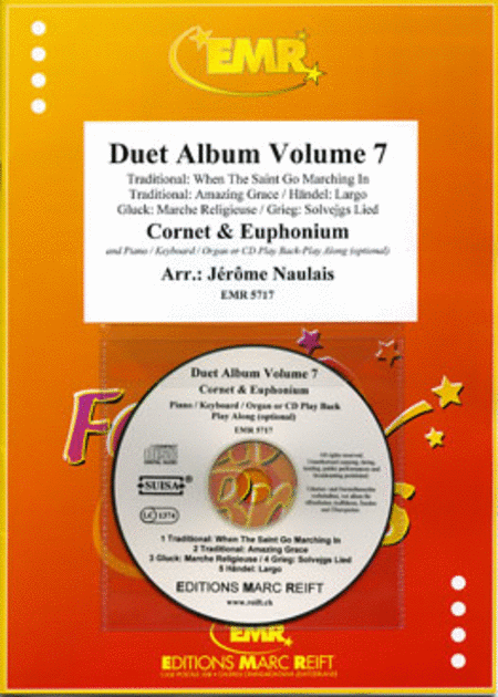Duet Album Volume 7 + CD