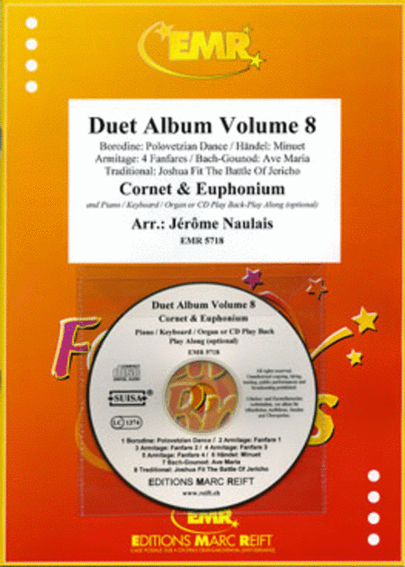 Duet Album Volume 8 + CD