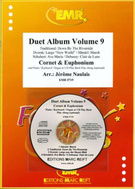 Duet Album Volume 9 + CD