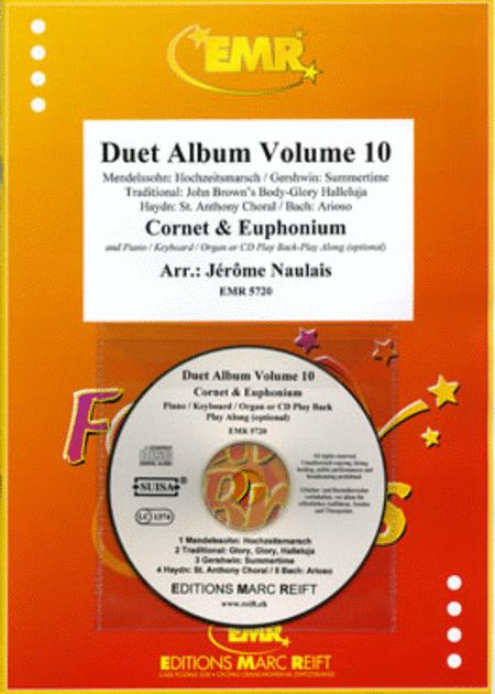 Duet Album Volume 10 + CD