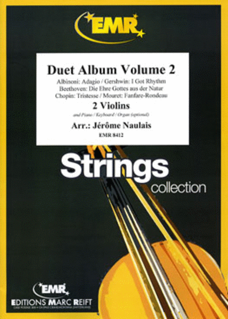 Duet Album Volume 2  (violin)