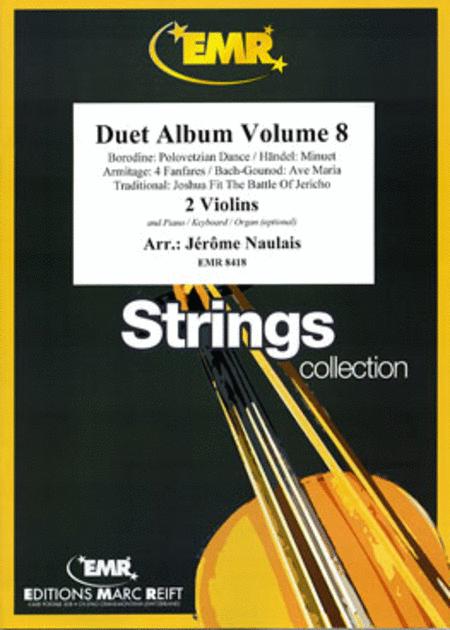 Duet Album Volume 8  (violin)