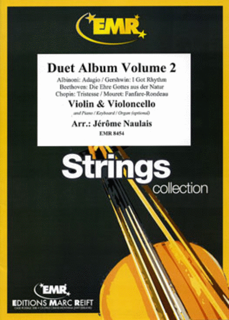 Duet Album Volume 2  (violin, cello)