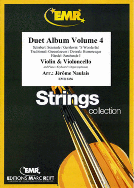 Duet Album Volume 4  (violin, cello)