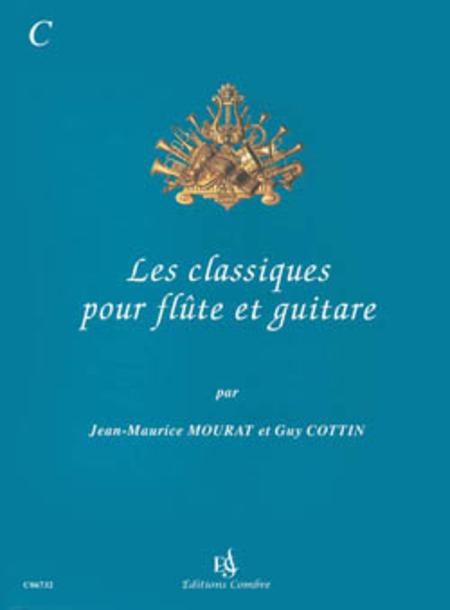 Les Classiques pour flute et guitare Vol. C