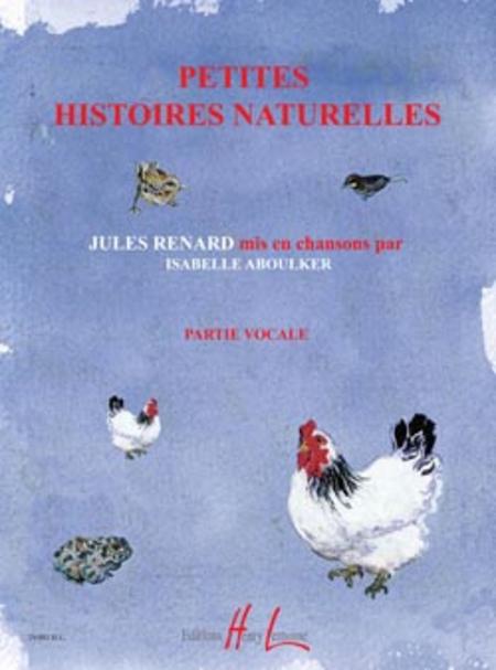 Petites Histoires Naturelles
