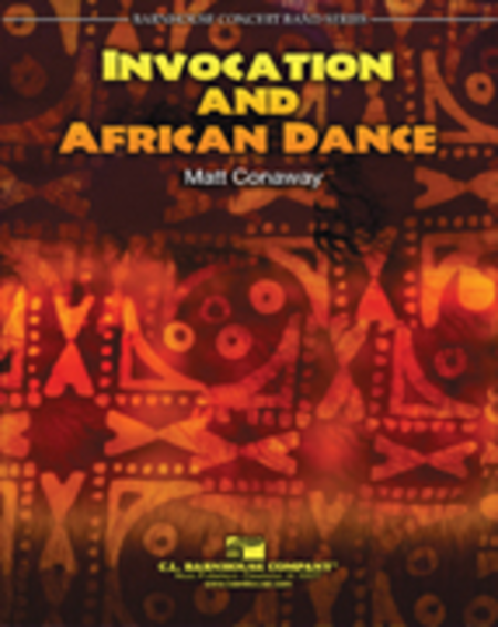 Invocation and African Dance (full set)