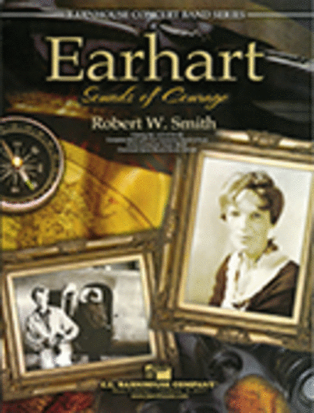 Earhart: Sounds of Courage (score)
