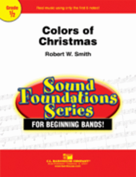 Colors of Christmas (score)
