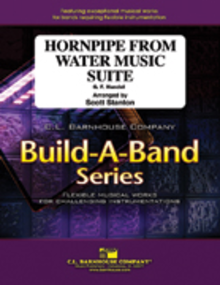 Hornpipe from Water Music Suite (full set)