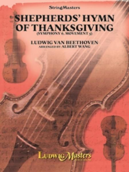 Shepherd's Hymn of Thanksgiving