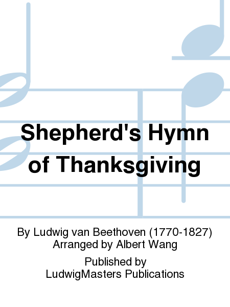 Shepherd's Hymn of Thanksgiving