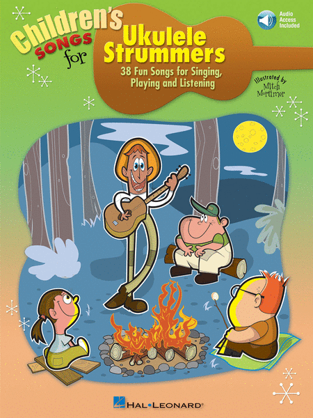 Children's Songs for Ukulele Strummers
