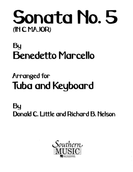 Sonata No. 5 in C