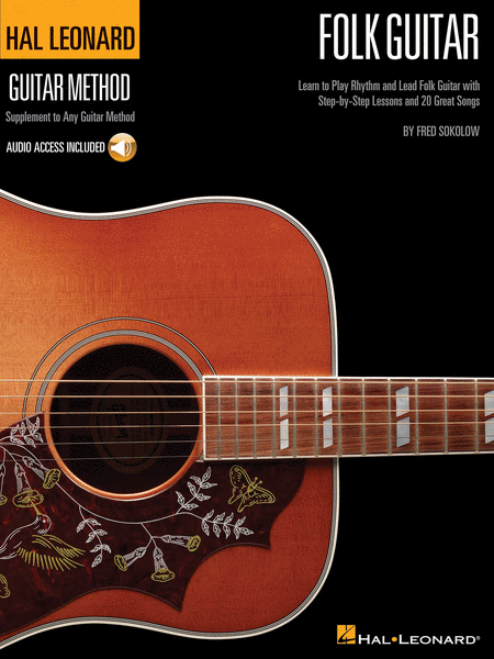 Hal Leonard Folk Guitar Method