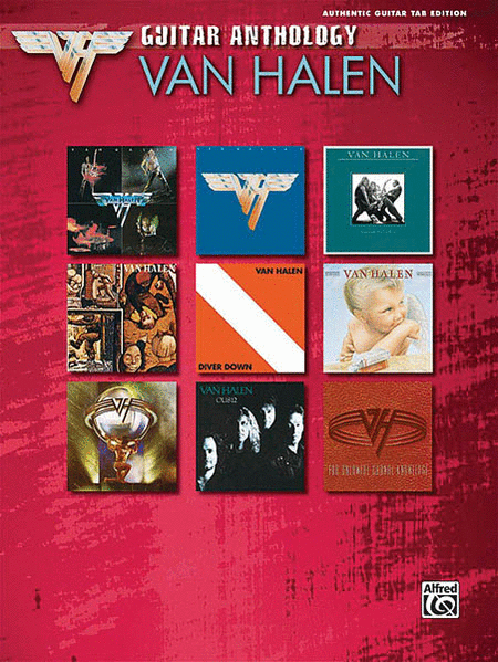 Van Halen Guitar Anthology